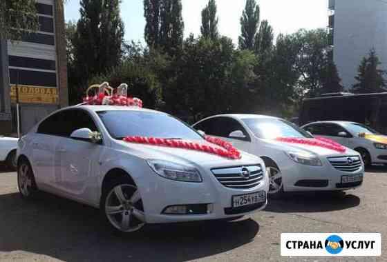 Авто на свадьбу или др. праздник, свадебный кортеж Курск