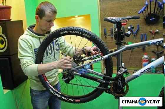 Ремонт велосипедов любой сложности Тюмень