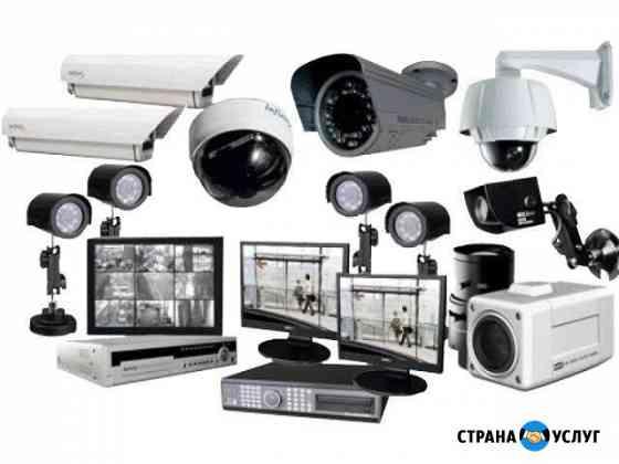 Видеонаблюдение и системы безопасности под ключ Нижний Новгород