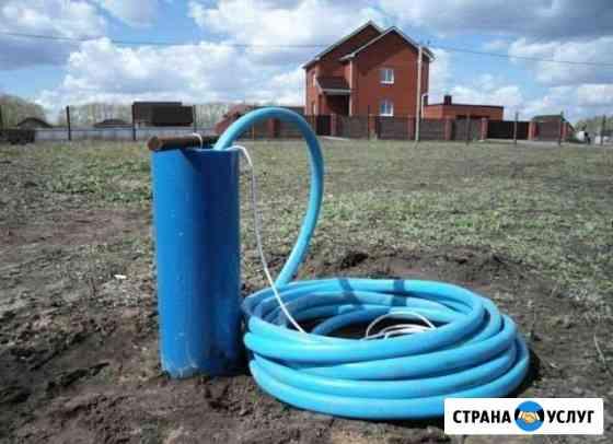 Бурение скважин на воду Сыктывкар