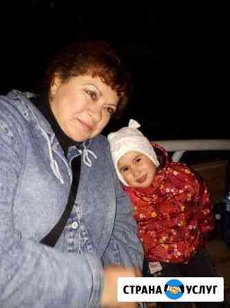 Няня,помощница,подработка Северск