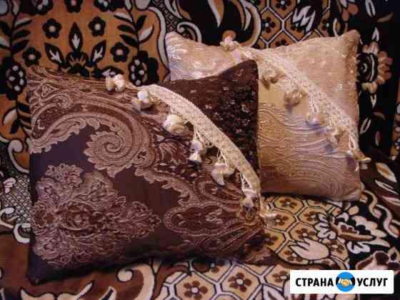 Пошив, текстильное оформление интерьеров Майкоп