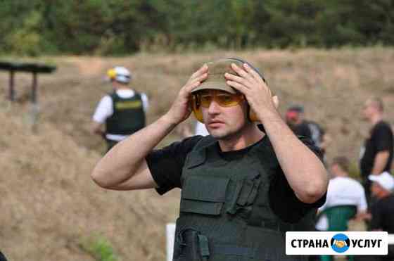 Самозащита с гражданским огнестрельным оружием Липецк