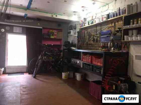 Ремонт велосипедов Пермь
