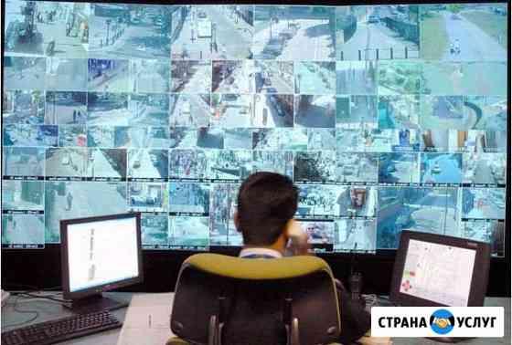 Установка видеонаблюдения Балаково