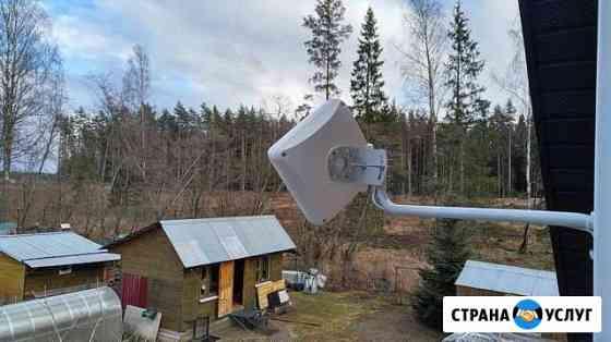 Интернет на дачу округ Калуга видеонаблюдение Калуга