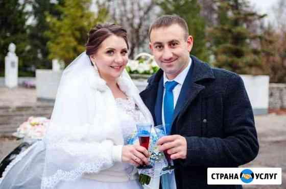 Фото и видеосъёмка свадеб, юбилеев Пенза