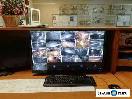 Видеонаблюдение. Монтаж. Обслуживание Санкт-Петербург