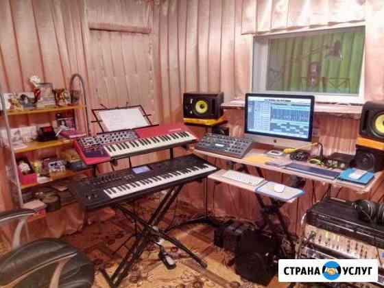 R-Studio Профессиональная студия звукозаписи Севастополь