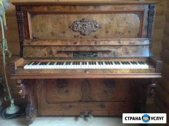 Настройка фортепиано, роялей Саранск