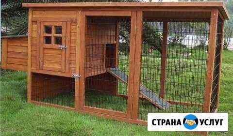 Строительство и ремонт заборов, хоз. построек Улан-Удэ