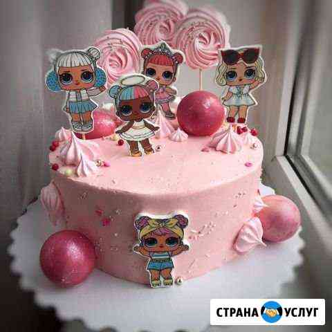 Торты на заказ Ставрополь