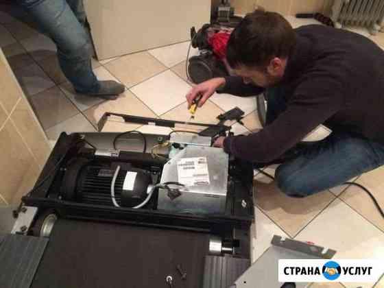 Сборка ремонт тренажеров, велосипедов Смоленск