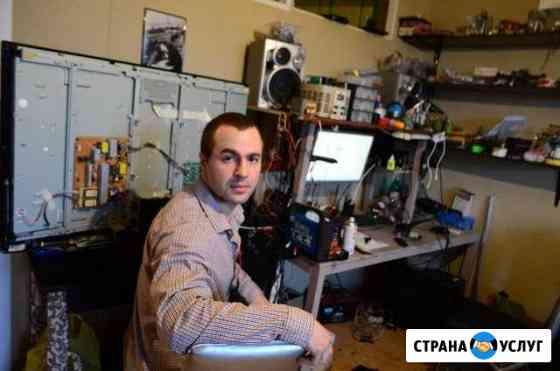 Ремонт Телевизоров у вас на дому Липецк
