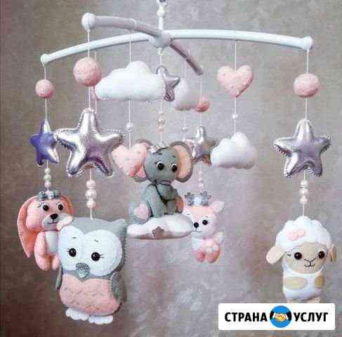 Мобили в кроватку Ульяновск