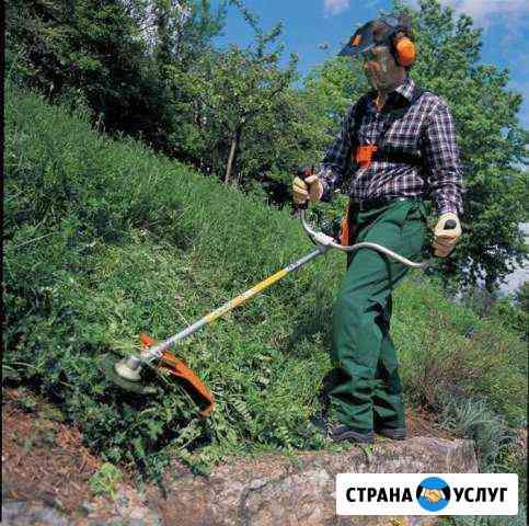 Покос травы Ульяновск