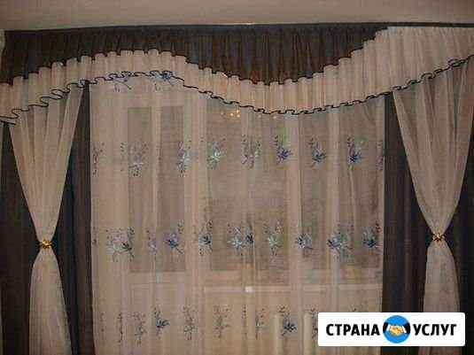 Ремонт одежды, пошив штор Сызрань
