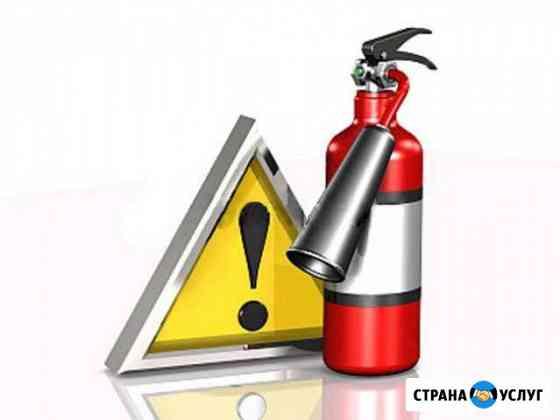 Автоматическая пожарная сигнализация, охранная сиг Оренбург