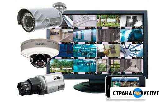Видеонаблюдение и сигнализация Севастополь