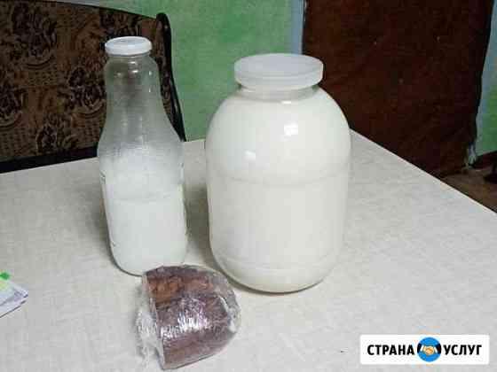 Козье молоко и творог Рязань