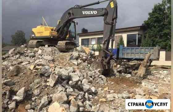 Грунт для отсыпки Мурманск