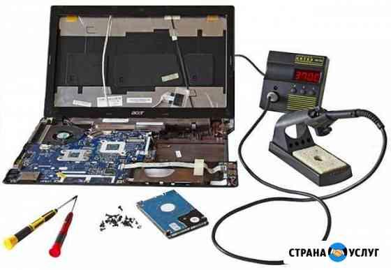 Мастер по ремонту компьютеров Парфино