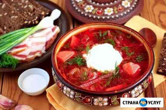 Комплексные обеды для сотрудников Барнаул