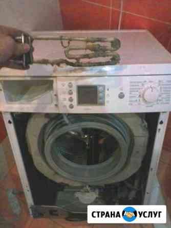 Ремонт и установка стиральных машин Саранск