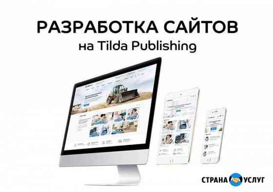 Создание адаптивных сайтов для бизнеса на Tilda Волгоград
