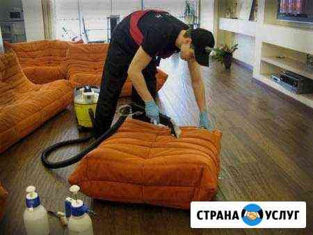 Химчистка мягой мебели, ковров, натяжных потолков Абакан