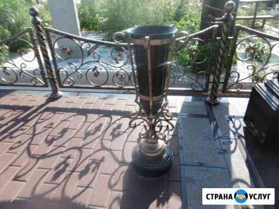 Ритуальные услуги, благоустройство мест захоронени Ставрополь