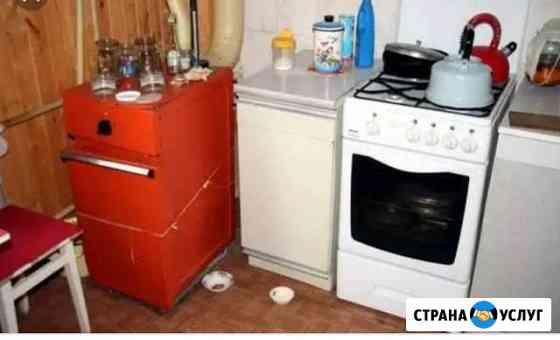 Ремонт газовых котлов, колонок и плит Майкоп