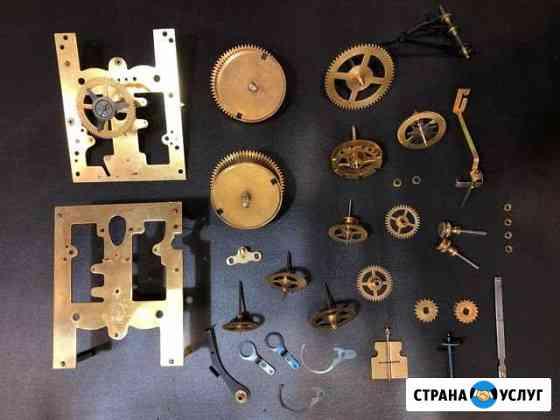Ремонт механических настенных и настольных часов Санкт-Петербург