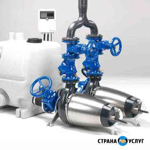 Примем на обслуживание канализационные насосные ст Хабаровск
