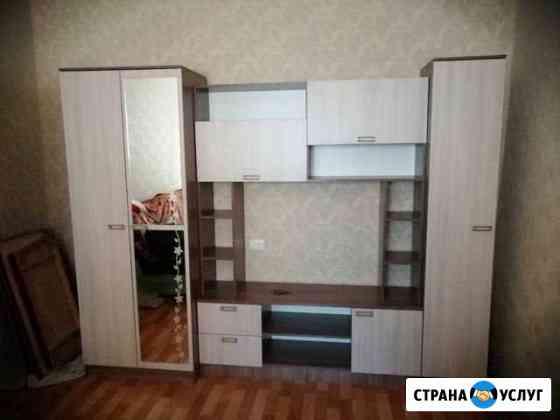 Сборка мебели любой сложно Нерюнгри