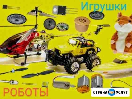 Ремонт технически сложных игрушек Краснобродский