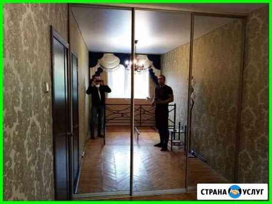 Шкафы-купе на заказ Астрахань