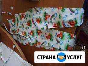 Пошив одежды по индивидуальному заказу. Вышивание Новосибирск