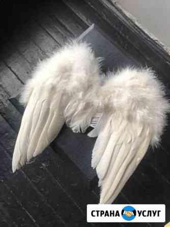 Крылья из перьев Йошкар-Ола