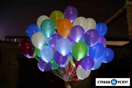 Доставка шаров Алексеевка Белгородской области