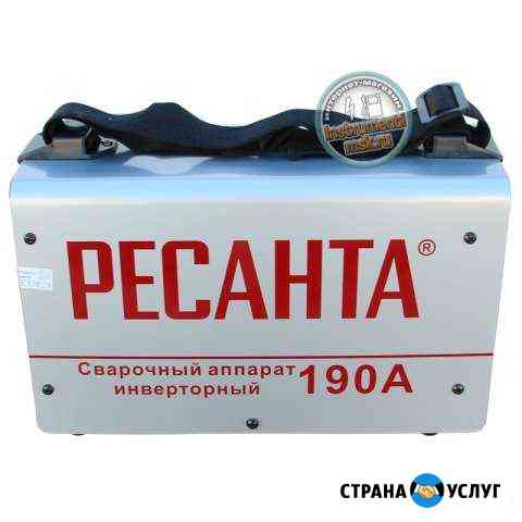 Ремонт сварочных аппаратов инверторного типа Мичуринск