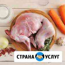 Мясо домашнего кролика Тюмень