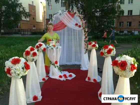 Свадебная арка Иваново
