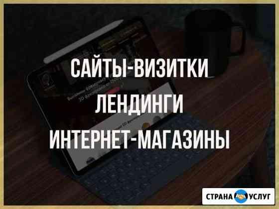 Создание сайтов для бизнеса под ключ Оренбург