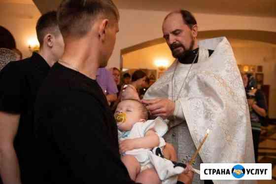Фотограф на крещение Новосибирск