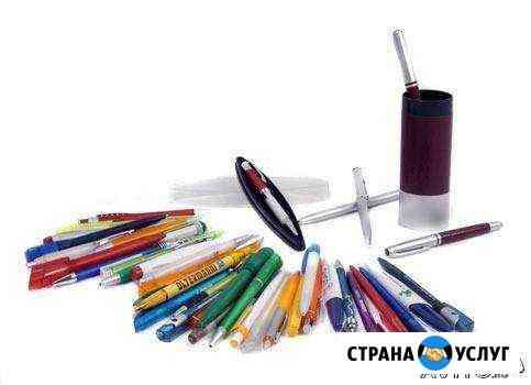 Нанесение логотипа на сувенирную продукцию Ярославль