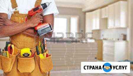 Мелкий ремонт по дому. Сантехника. Электрика Хабаровск