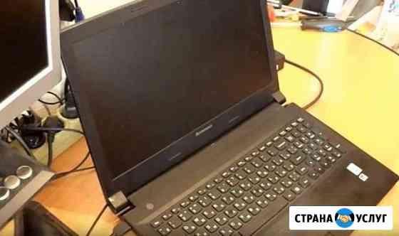 Ремонт компьютеров, ноутбуков. Установка Windows Владивосток