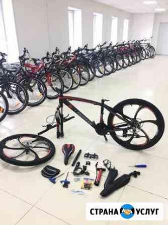 Ремонт велосипедов Назарово