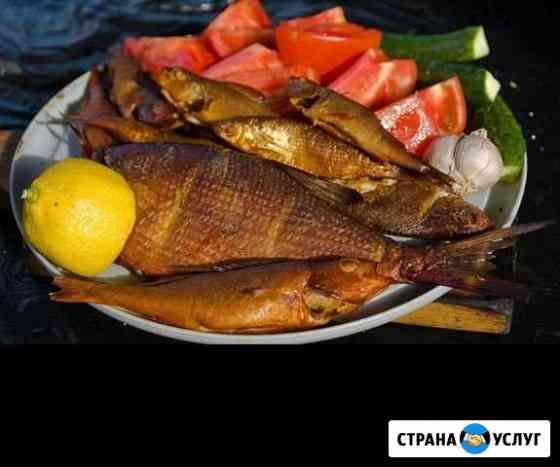 Копченая рыба Нижний Новгород